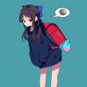 貴方の小学生の姿女  蒼桜(あお)