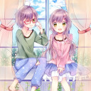 由夏の妹の双子