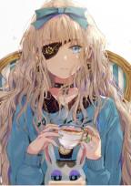 眼帯のアリス