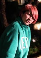 レペゼン地球の赤い髪の子