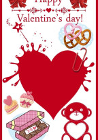 魅惑の甘いチョコレート