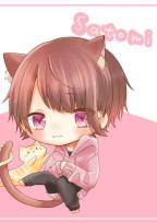 ピンクの猫くんとの恋💗🐈️