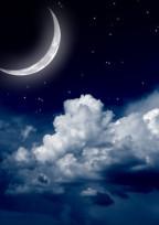 月が綺麗なこの夜に