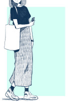 ストの紅一点は松村の彼女