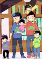 MATUNO FAMILY'S〜年齢操作松〜
