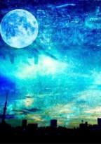 朧月とひとりぼっちの影のおはなし