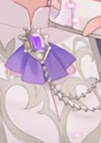 君 が 教 え て く れ た 紫 色 の 恋 . ( 🔔 )