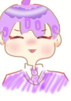 紫くんは🍓👑の彼女。   ほのぼの!  〜作成中~