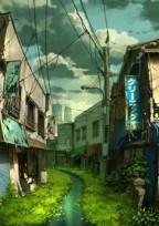 街外れの村