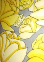 幼なじみは黄色い薔薇