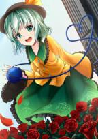 トゲトゲ薔薇のお嬢さん、異世界へ行く(東方×ツイステ)