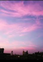 桃色の空に王子様