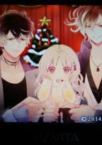 無神家クリスマスパーティー