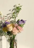 高 嶺 の 花 は モ テ ま せ ん。