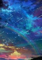 〜虹がでるとき〜🎈🌈