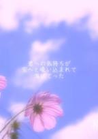 ポエム(*´꒳`*)゚*.・♡