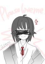 Please love me.