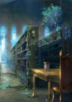 秘密の書庫