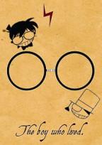 ハリーポッター×名探偵コナン