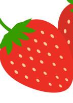 甘い苺は美味しいの?