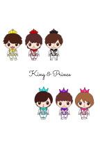King&Princeは幼馴染