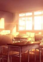 先生と居残りの時間です。
