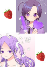 🍓👑メンバーと恋してみませんか?③〜憧れの紫くん〜