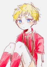 私のヒーロー【kn】