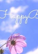 誕生日_____。