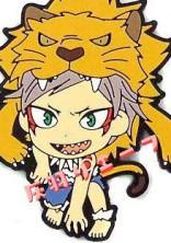 獅子、奮進