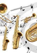 吹奏楽部は、今日も大活躍!