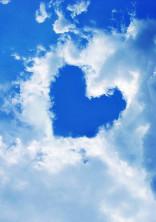 君と見る空はいつも青い