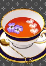 城のメイドとお茶の時間