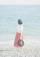 君が見た海