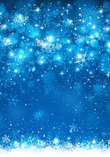 青いマフラー