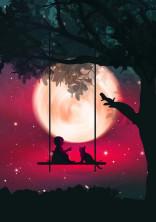 夜の交わる恋