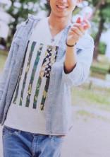 小説じゃないで~ 永瀬と話したい人!(屮゚□゚︎)屮 カモーン