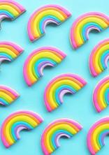 虹の向こう