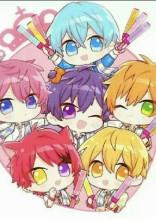 6人の美少女と6人の王子様~参加型~