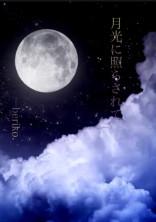 月光に照らされて