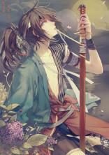 暁ノ刃    -イケメン剣士達と私-