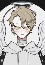 天使病の親友