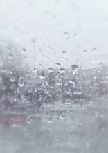 心は雨模様