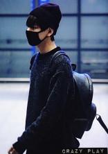 '' 黒 マスク ''