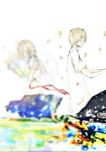 幸せの、花束を〜死にたがりやの少女と、生きたいと願う死神の物語〜