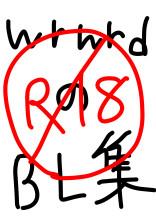 【wrwrd】BL短編集