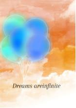 Dreams are infinite