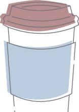 温かいコーヒーと共に、