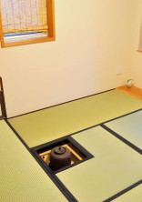 Rei - 0 の茶室