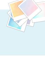 青い鳥は幸せと手紙を運ぶ。